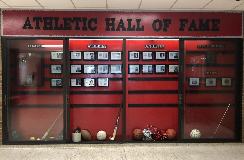Photo: SVE Athletic hall of Fame
